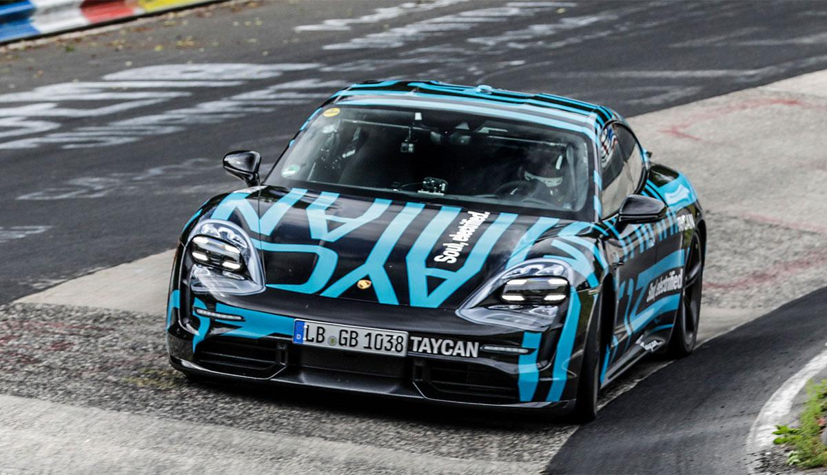 Porsche-Taycan-Overboost