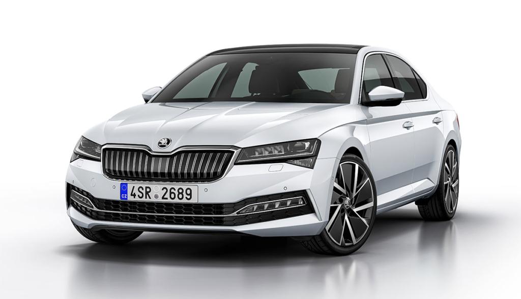 Škoda SUPERB iV: Erster Plug-in-Hybrid der Marke kostet ab 41.590 Euro
