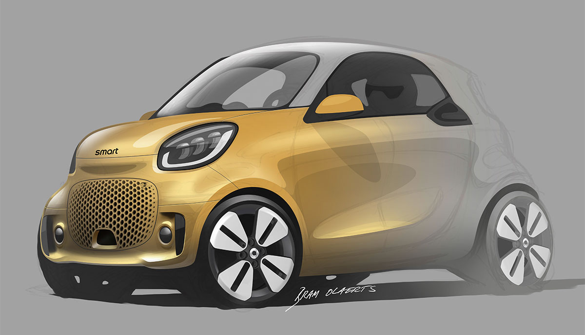 2020 Smart Fortwo New Model and Performance