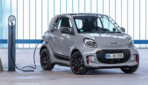 Smart ForTwo ForFour Facelift IAA 2019-1
