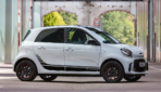 Smart ForTwo ForFour Facelift IAA 2019-10