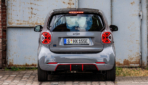Smart ForTwo ForFour Facelift IAA 2019-6