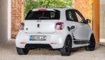 Smart ForTwo ForFour Facelift IAA 2019-8
