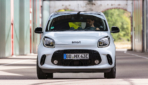 Smart ForTwo ForFour Facelift IAA 2019-9