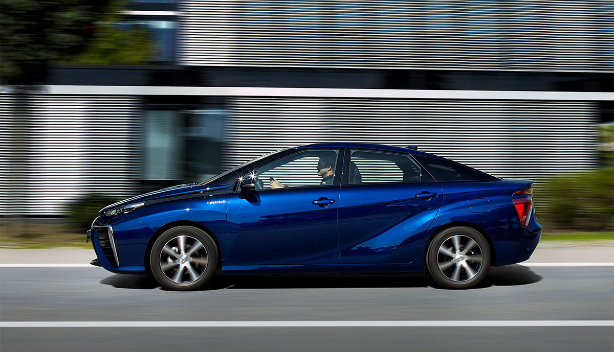 Toyota-Mirai