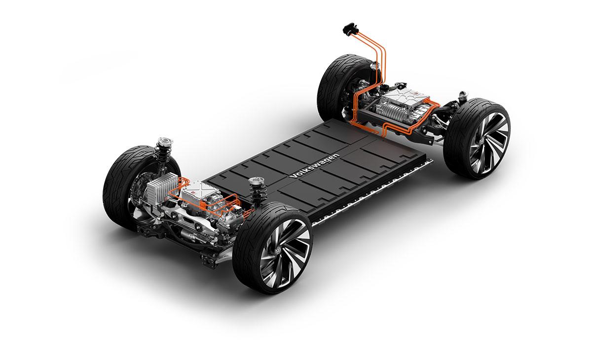 VW-Elektroauto-Batterie-