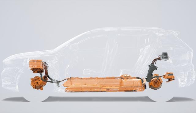 Volvo-XC40-Elektroauto