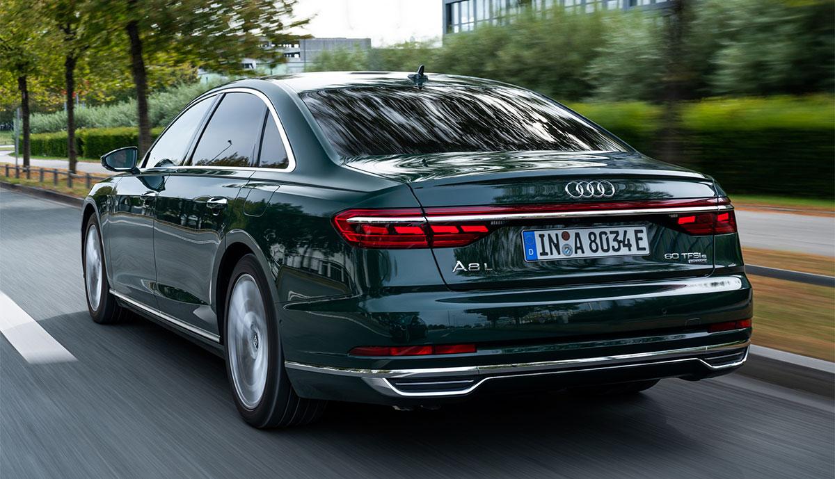 Audi A8 First Drive