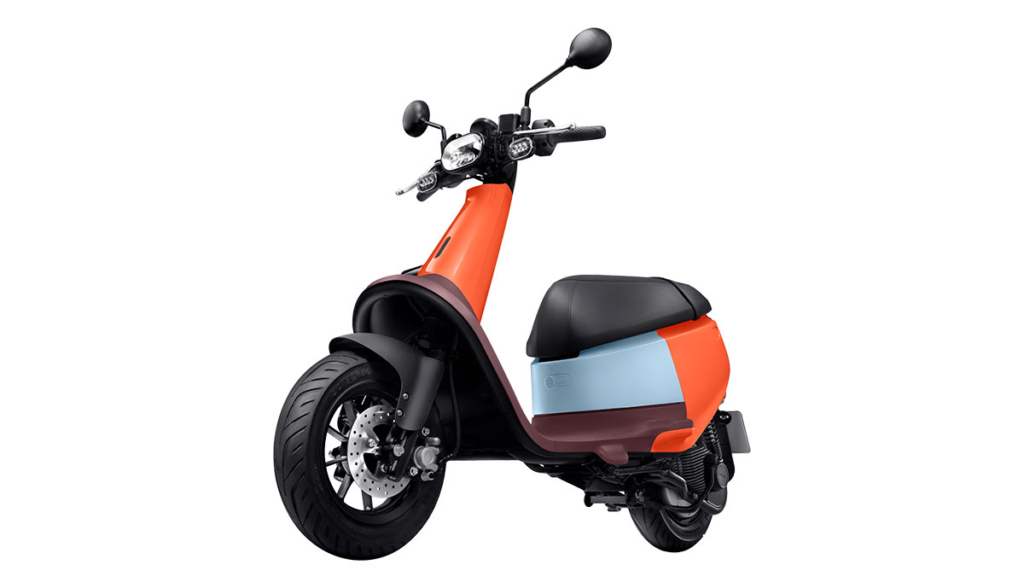 Gogoro will neuen Elektro-Roller Viva ab 2020 auch international anbieten