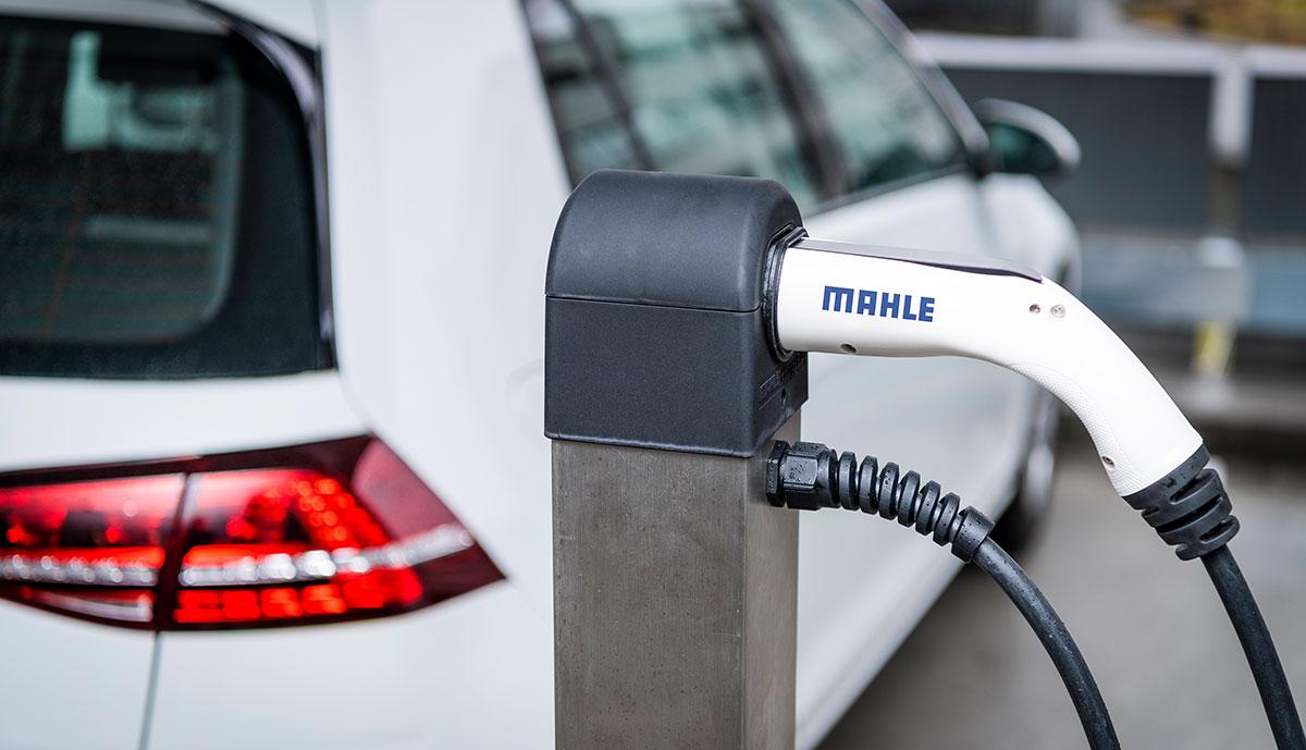 Mahle-Elektroauto