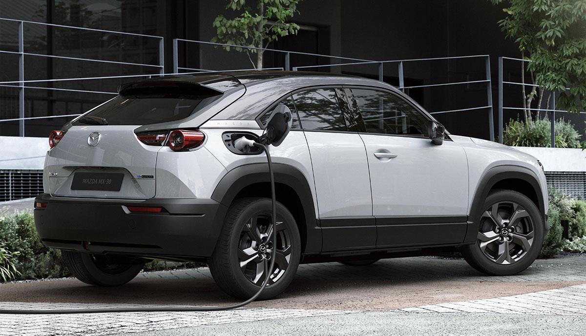 Mazda-MX-30-Elektroauto