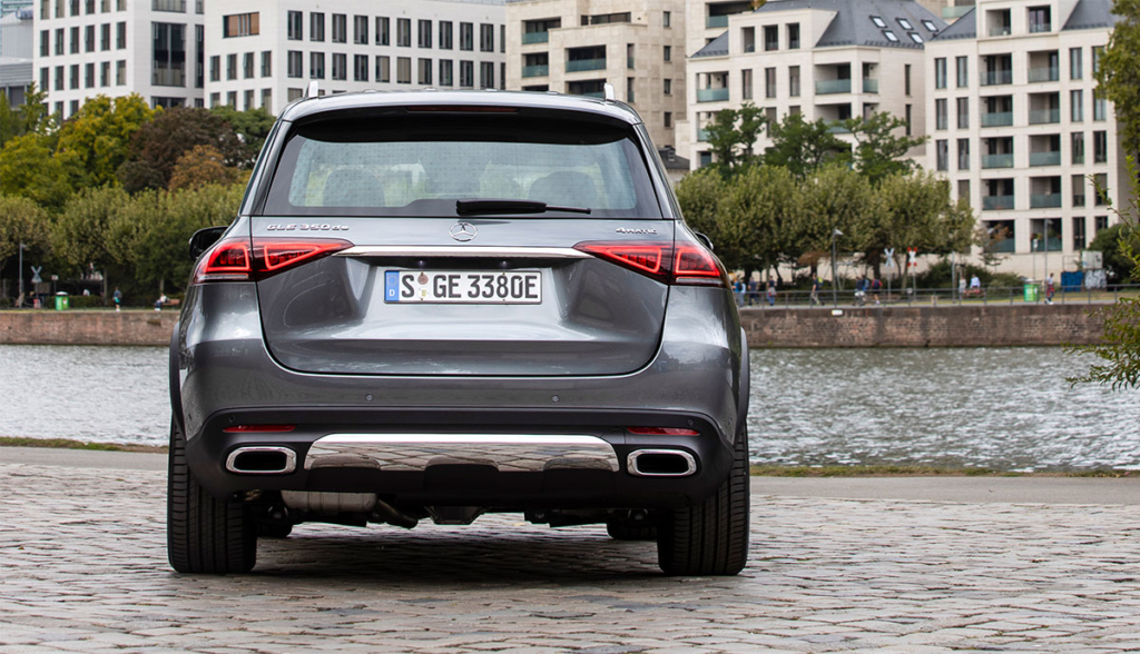 Mercedes GLE 350 de -2019-2