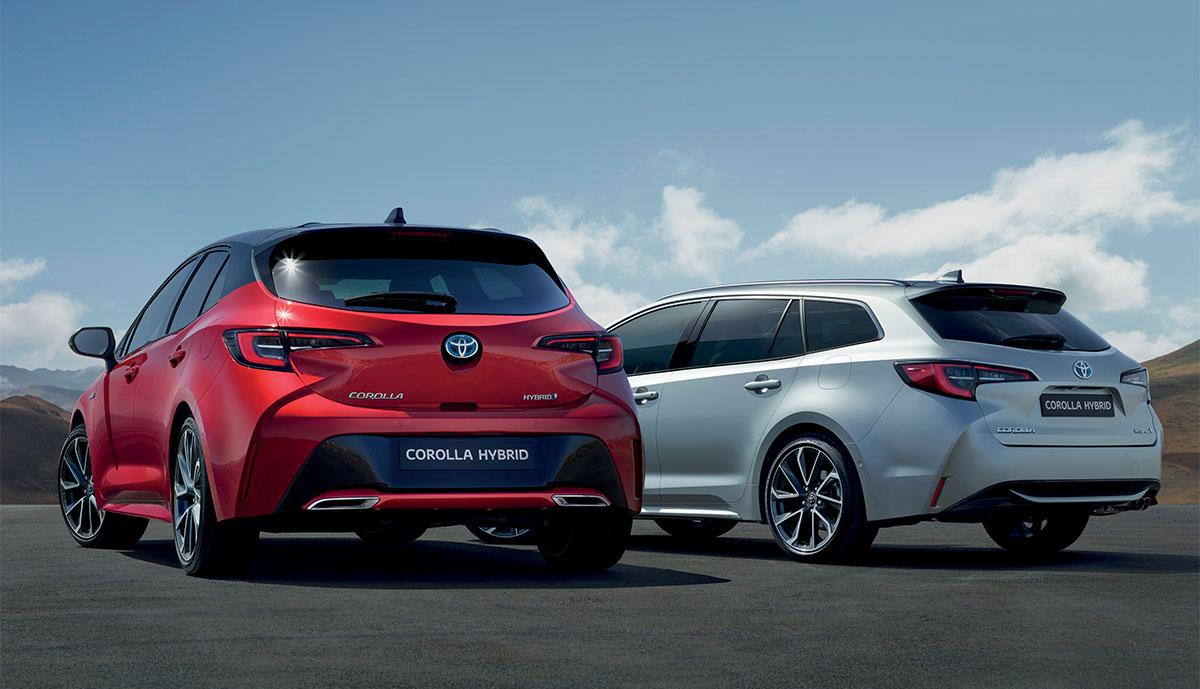 Toyotas Hybridfahrzeuge beflügeln Absatz in Europa