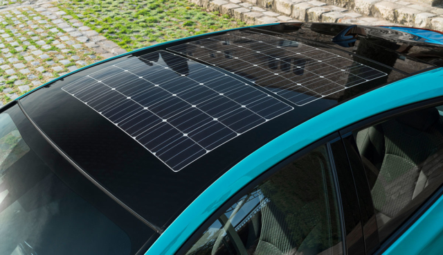 Toyota-Solardach