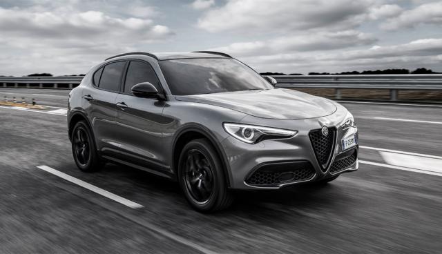 Alfa-Romeo-Elektrifzierung