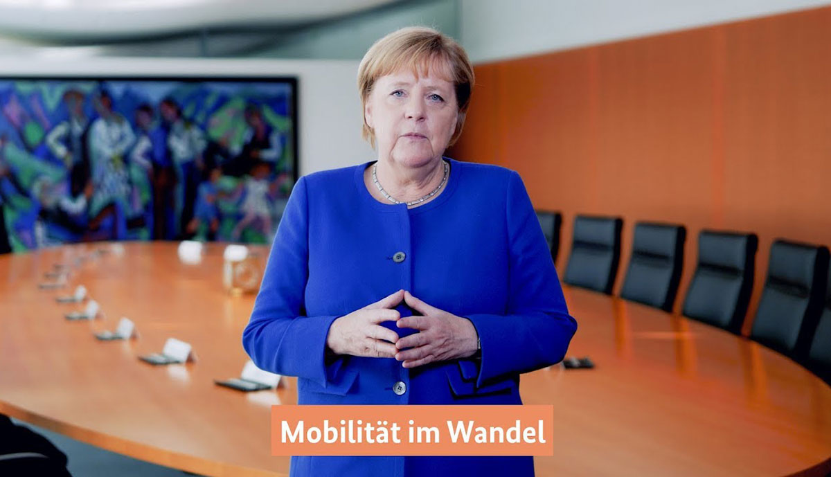 Angela-Merkel-Mobilitaet