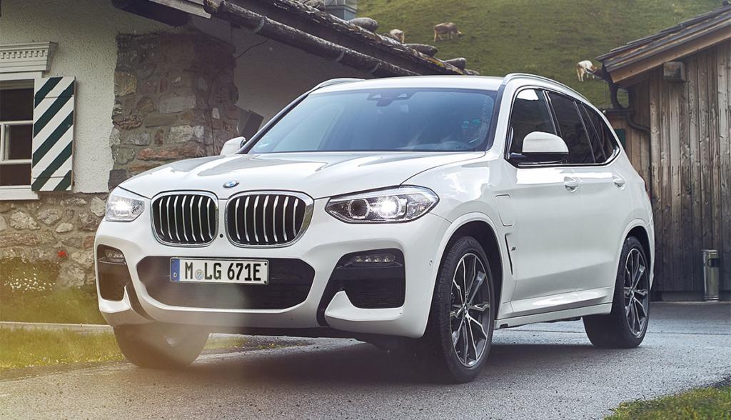 BMW X3 xDrive30e-7