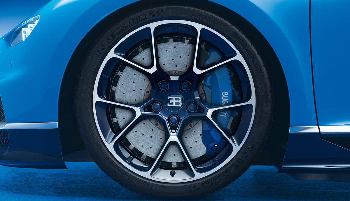 Bugatti-Elektroauto