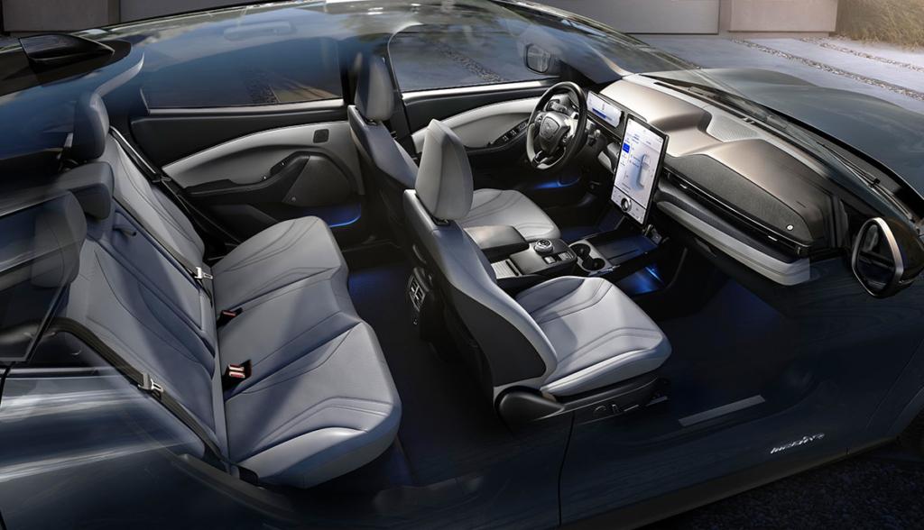 Ford Mustang Mach-E-Bilder-2019-15