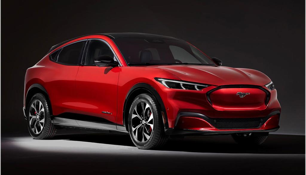 Ford Mustang Mach-E-Bilder-2019-4