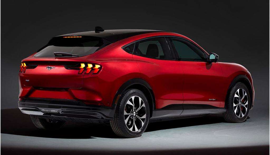 Ford Mustang Mach-E-Bilder-2019-6