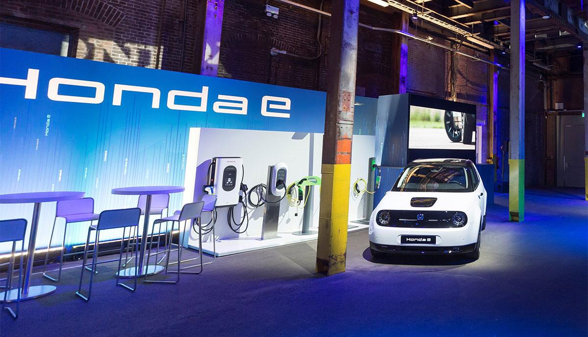 Honda-Elektroauto