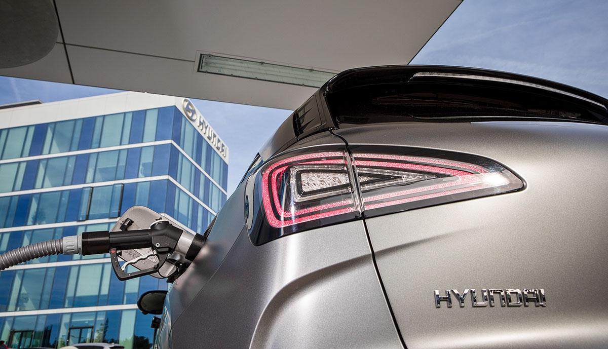 Hyundai-Wasserstoff-Nexo
