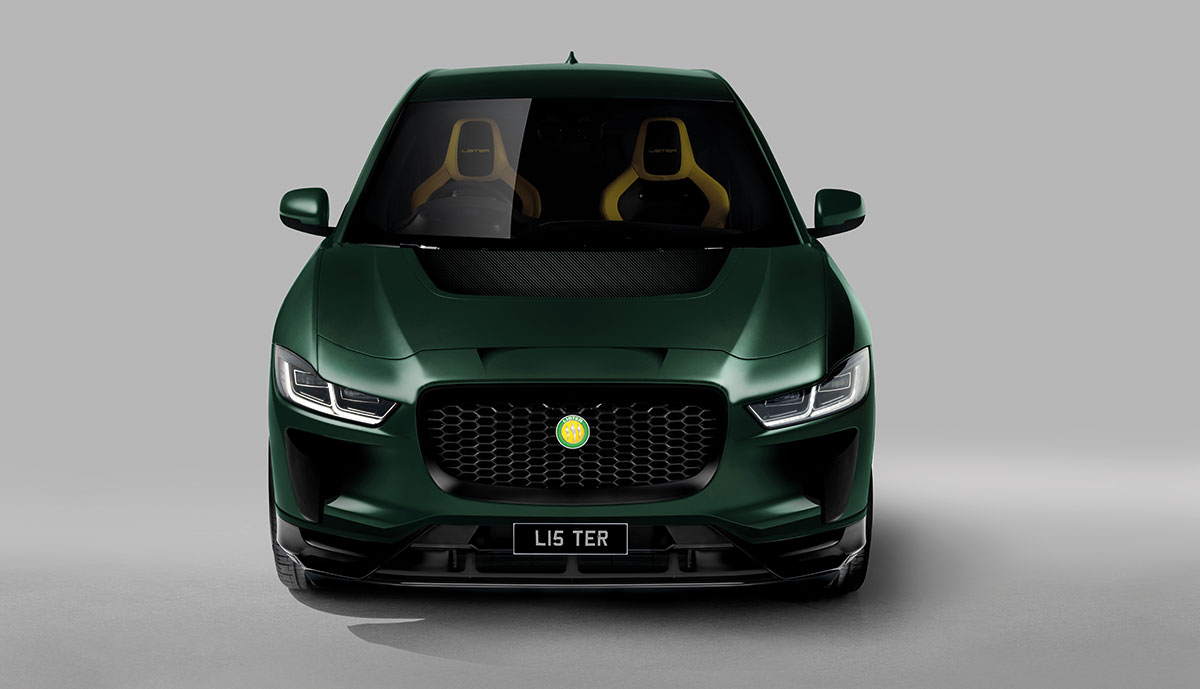 Lister SUV-E Concept-2019-1