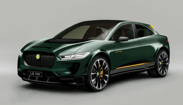 Lister SUV-E Concept-2019-2
