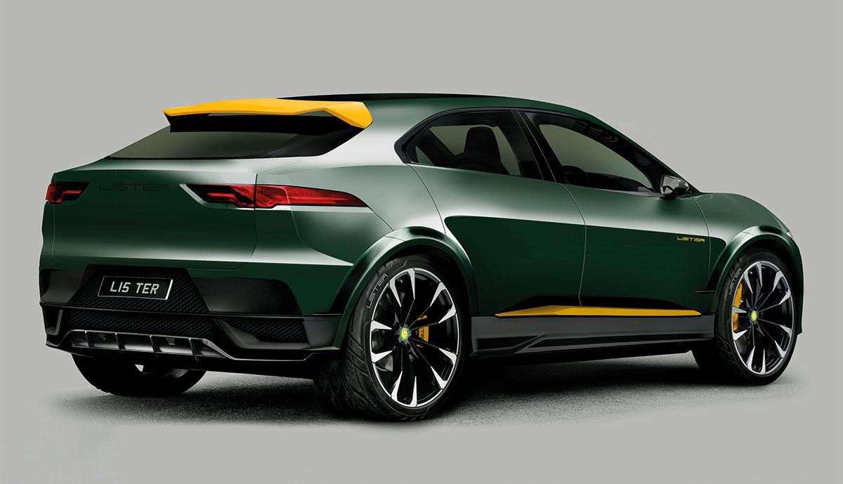 Lister SUV-E Concept-2019-3