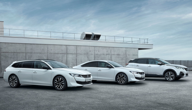Peugeot-Hybride