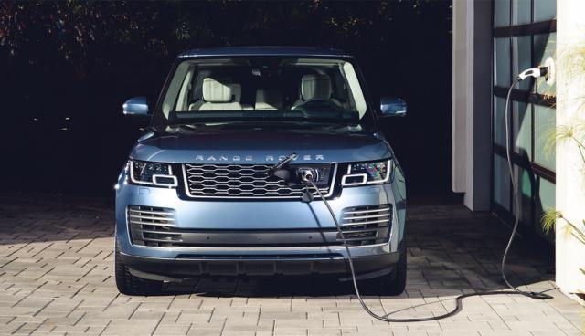 Range-Rover-Elektro