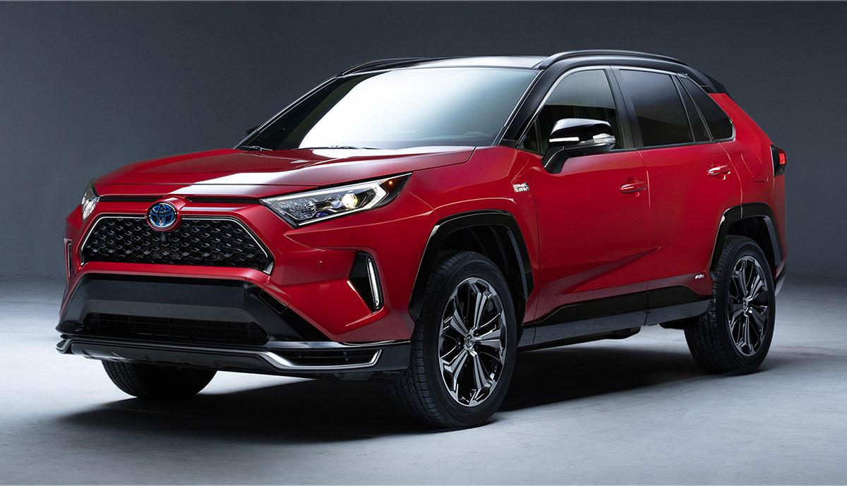 Toyota stellt RAV4 Plug-in Hybrid vor, Markteinführung ab Mitte 2020