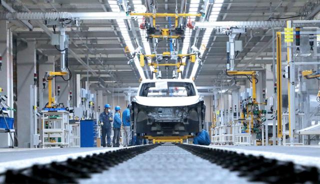 VW-produktion