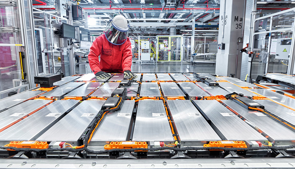 Audi testet geschlossenen Kreislauf für Kobalt & Nickel