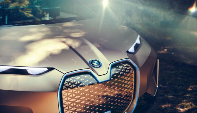 BMW-iNEXT-Studie