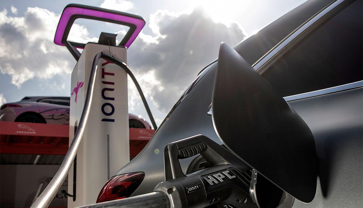 "Ionity erreicht 200 Elektroauto-""Ladeparks"" in Europa"