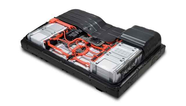 Nissan-LEAF-Batteriepaket