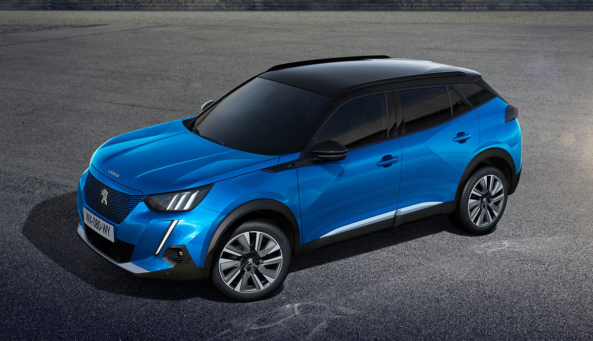 Peugeot-e-2008