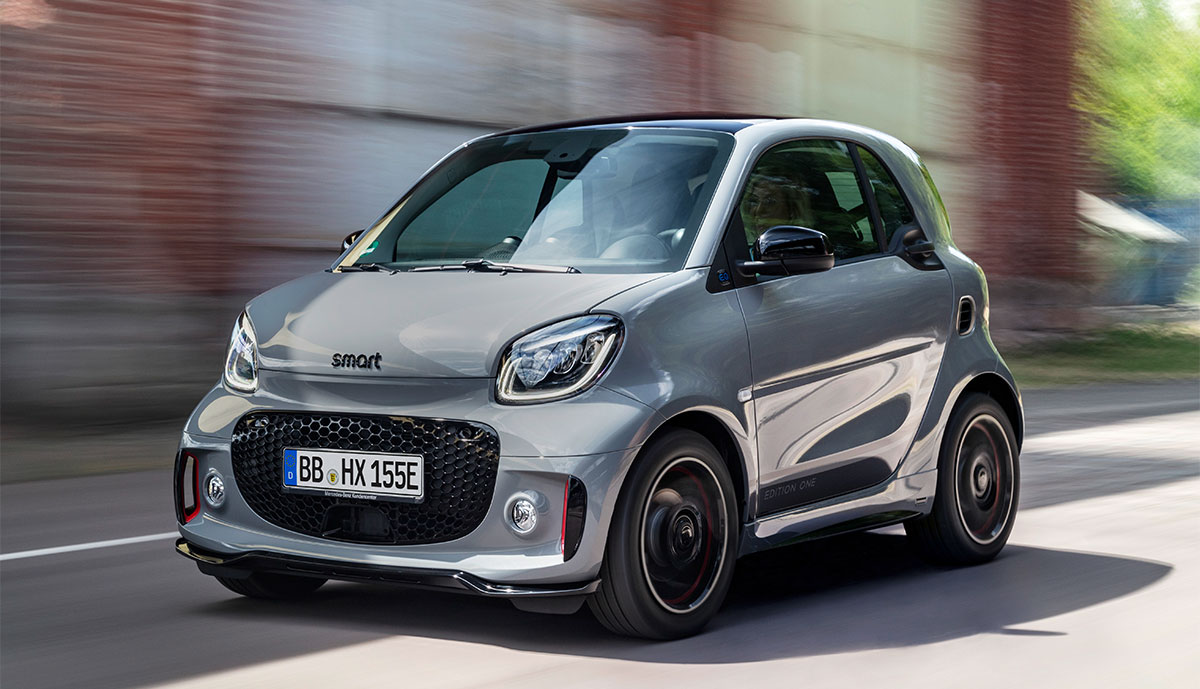 2020 Smart Fortwo Prices