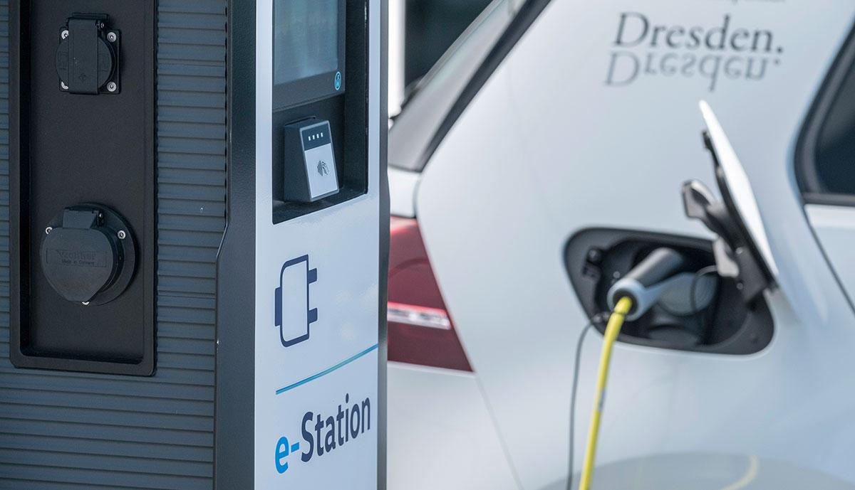 """Volkswagen Sachsen baut Ladeinfrastruktur """"massiv aus"""""""