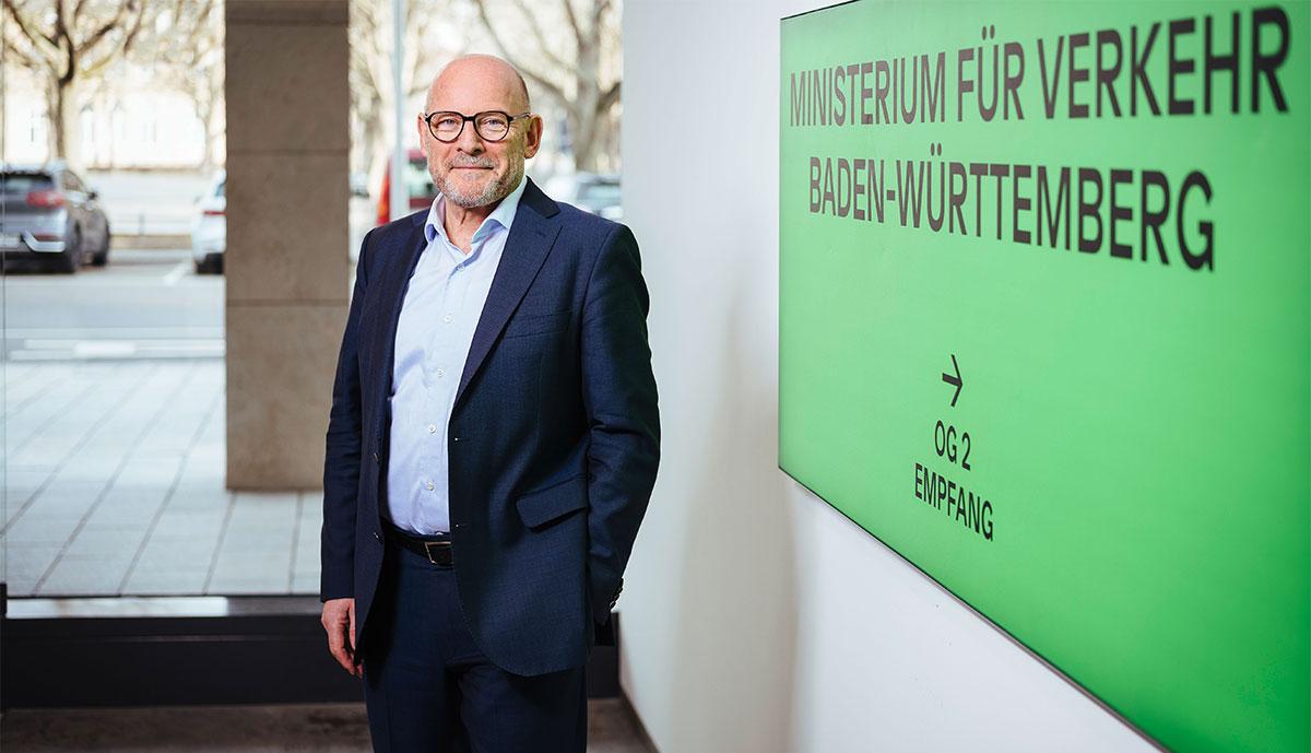 Verkehrsminister-Hermann