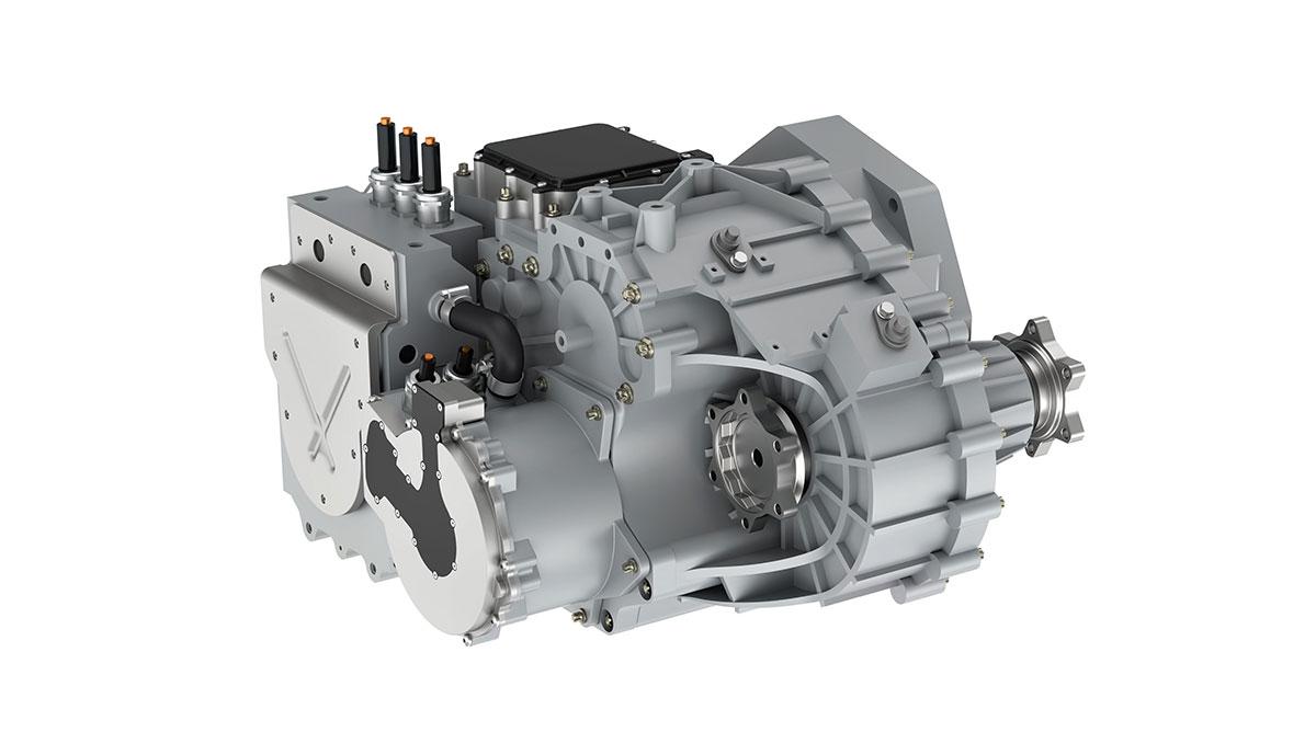 Vitesco-DHT-Hybridgetriebe