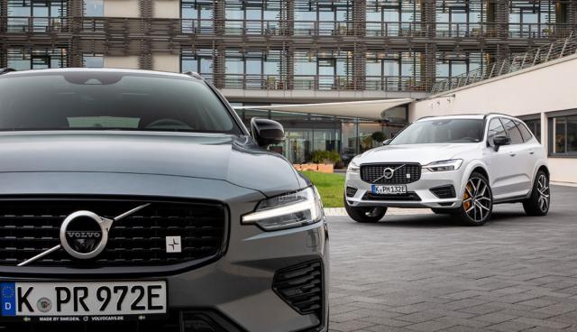 Volvo-Hybrid