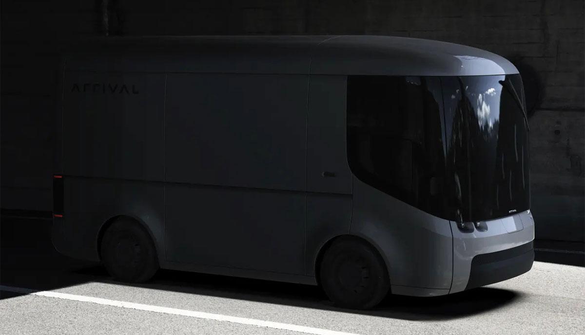 Arrival-Elektro-Lieferwagen