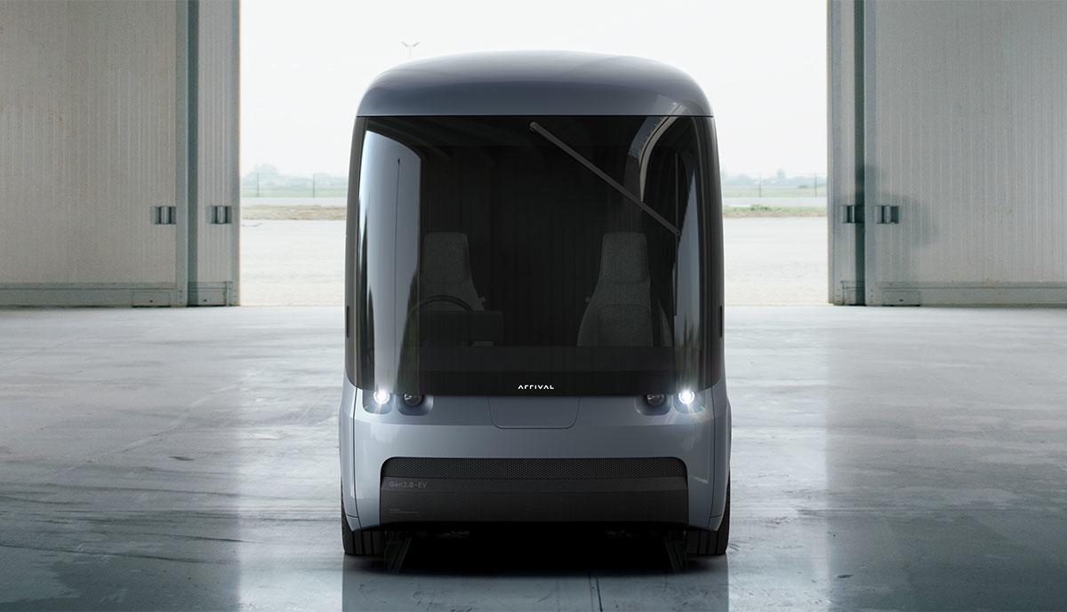 Arrival-Van