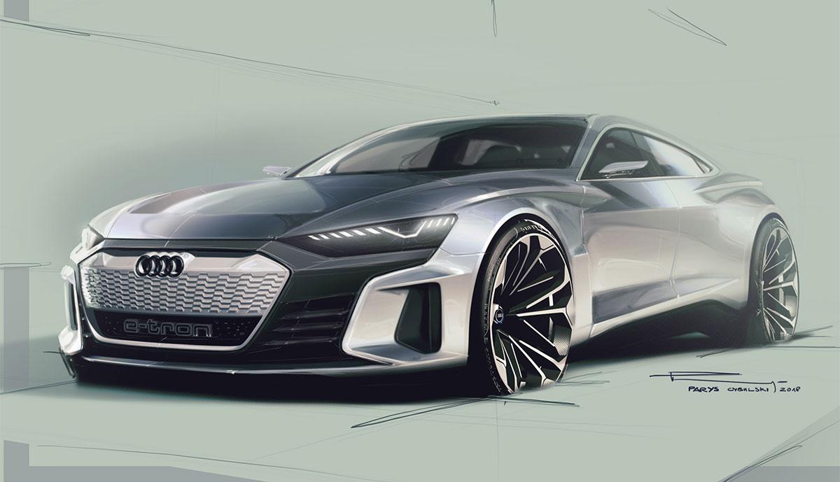 "Audi plant ""RS""-Elektroautos & -Hybride"