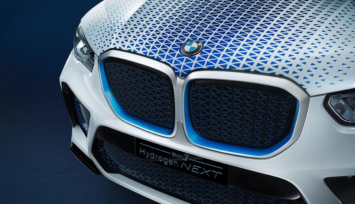 BMW-Wasserstoff