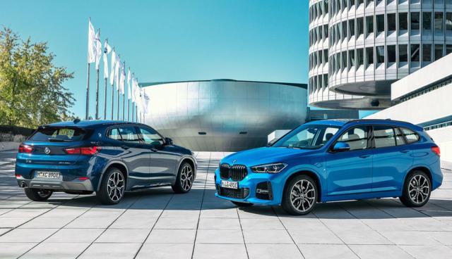 BMW-X1-X2-Plug-in-Hybrid