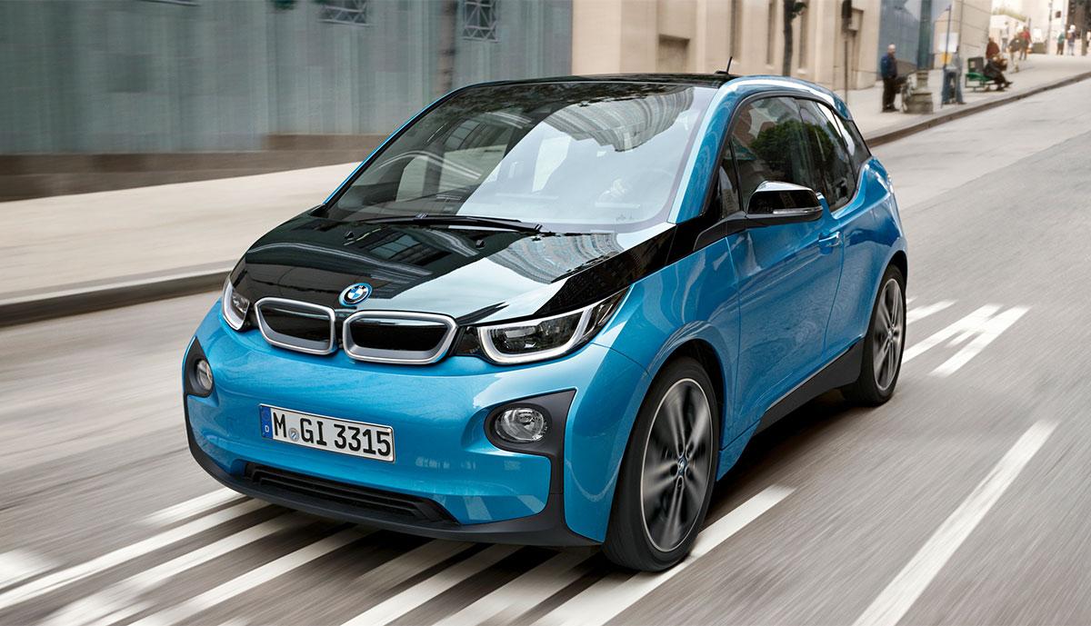 BMW weitet Batterie-Garantie für i3 auf 160.000 km aus